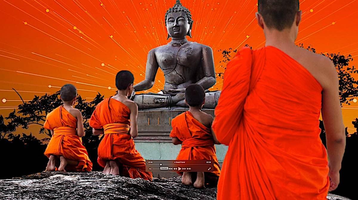Buddha Weekly Jataka Tales Buddha Weekly The Good Friend 190 Buddhism 2