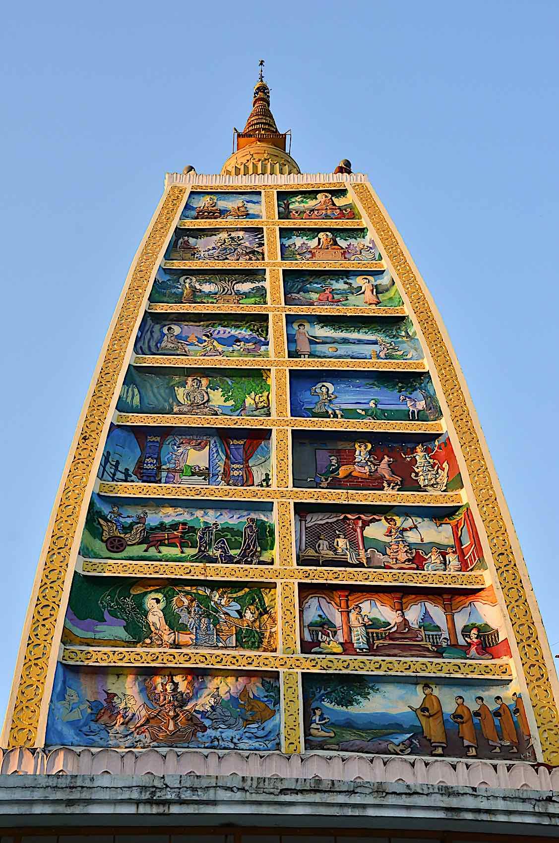 Buddha Weekly Jataka Tales Stupa Buddhism
