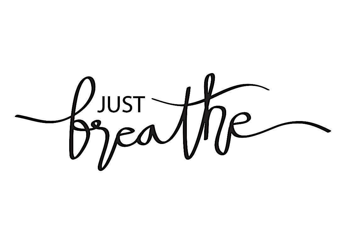 Buddha Weekly Just breathe Buddhism
