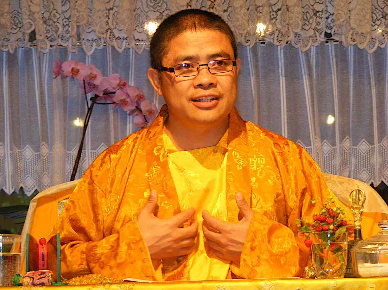 Buddha Weekly Khen Rinpoche Buddhism