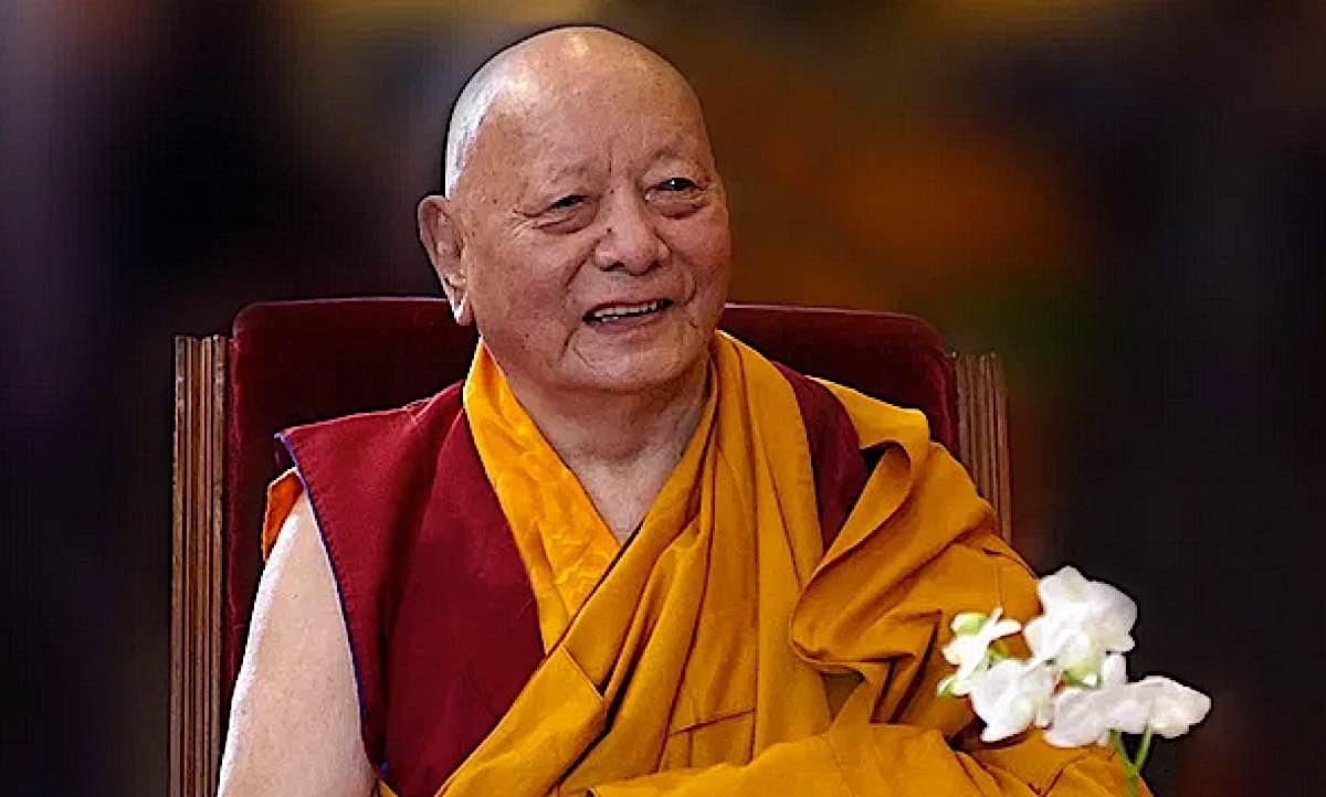 Buddha Weekly Khenpo Karthar Rinpoche Buddhism 2