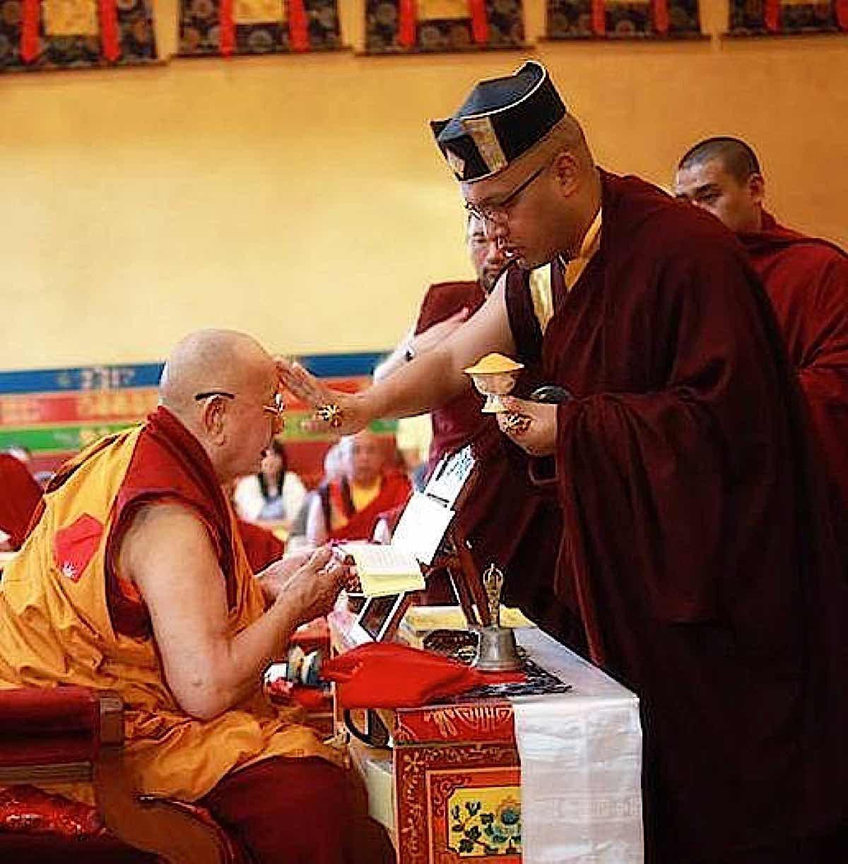 Buddha Weekly Khenpo Karthar Rinpoche Buddhism