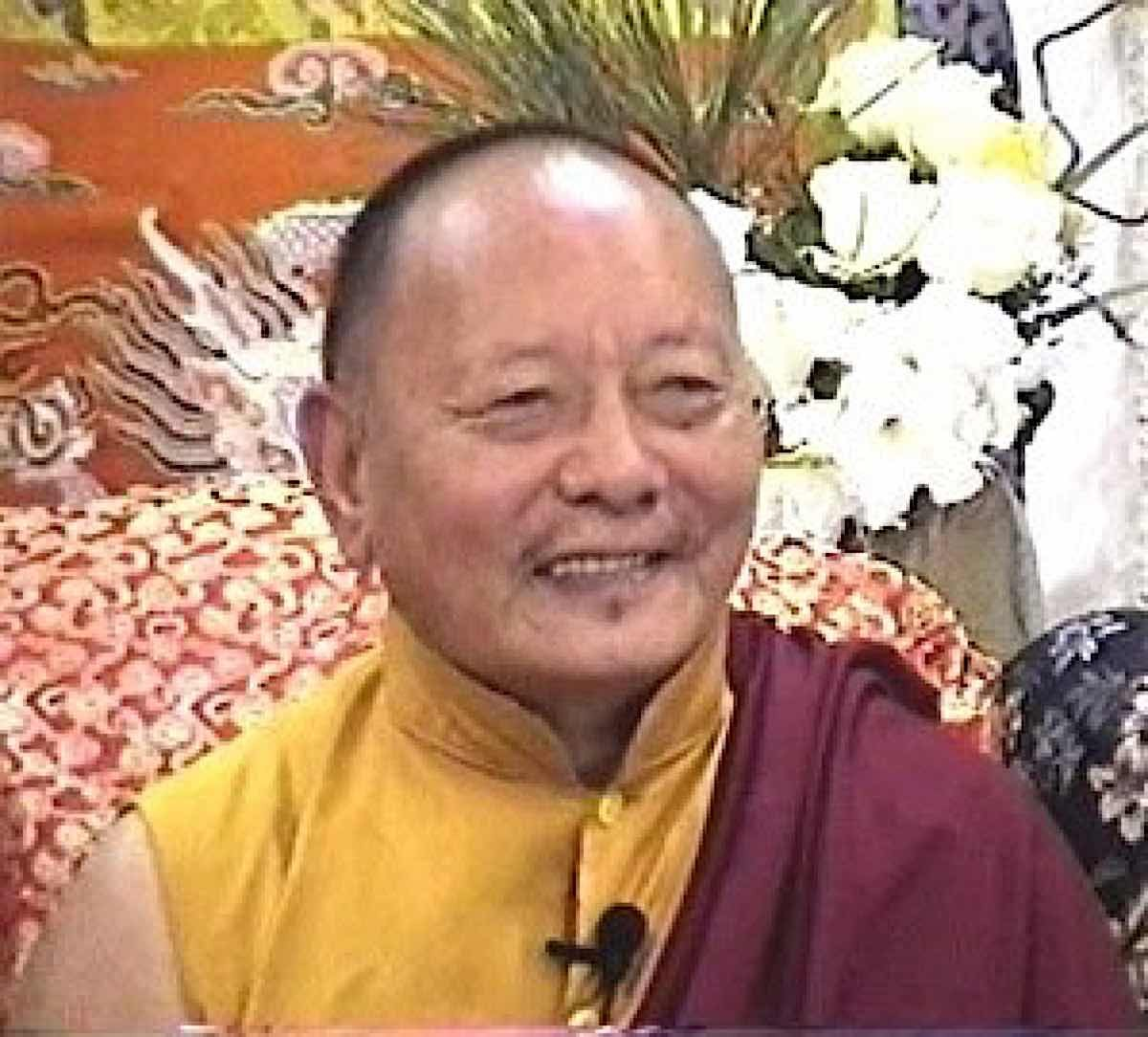 Buddha Weekly Khenpo Karthar Rinpoche biogrpahy Buddhism