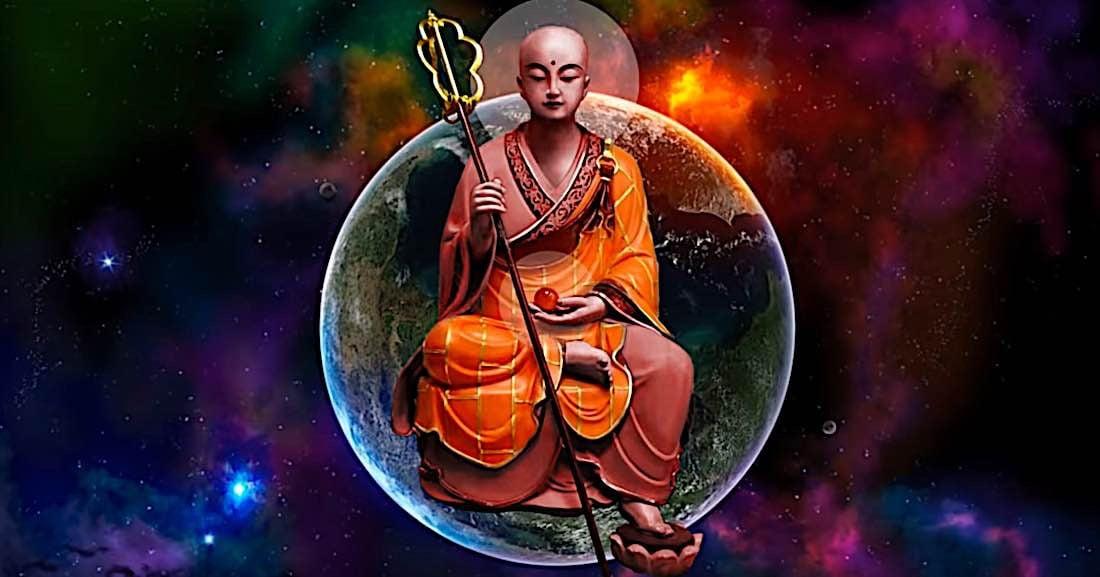 Buddha Weekly Kshitigarbha Buddhism