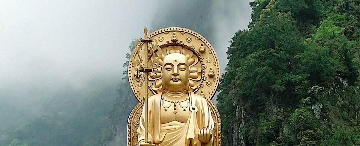 Buddha Weekly Kshitigarbha Earth Store Bodhisattva Bernard Gagnon Buddhism