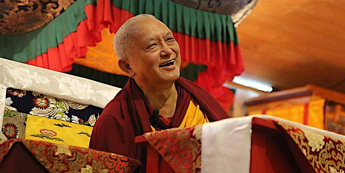 Buddha Weekly Kyabje Lama Zopa Rinpoche Buddhism