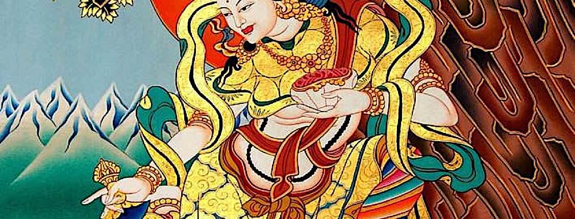 Buddha Weekly Lady Tsogyal Buddhism