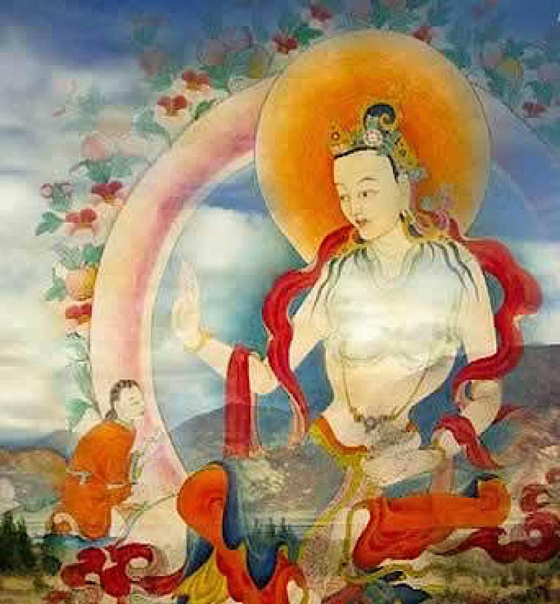 Buddha Weekly Lady Yeshe Tsogyal Buddhism
