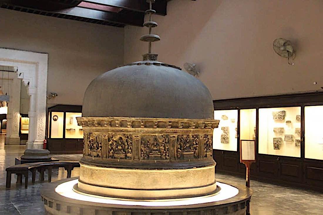 Buddha Weekly Lahore museum exhibit Buddhism
