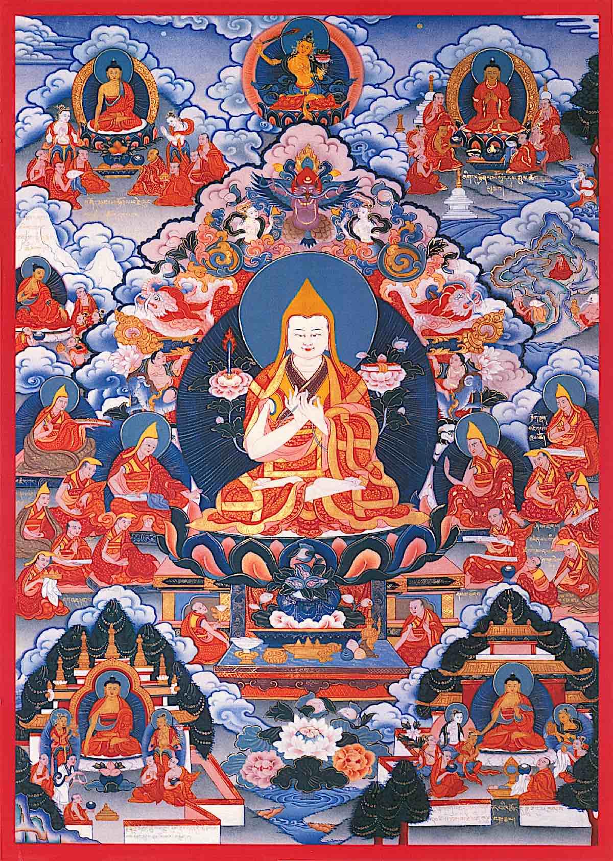 Buddha Weekly Lama Atisha Buddhism