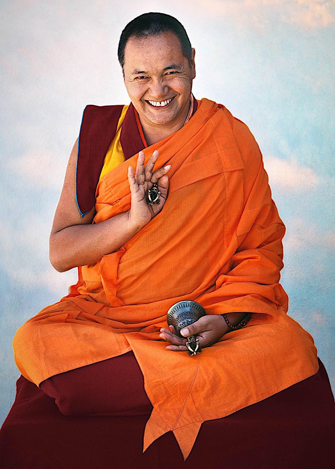 Buddha Weekly Lama Thubten Yeshe Buddhism 1