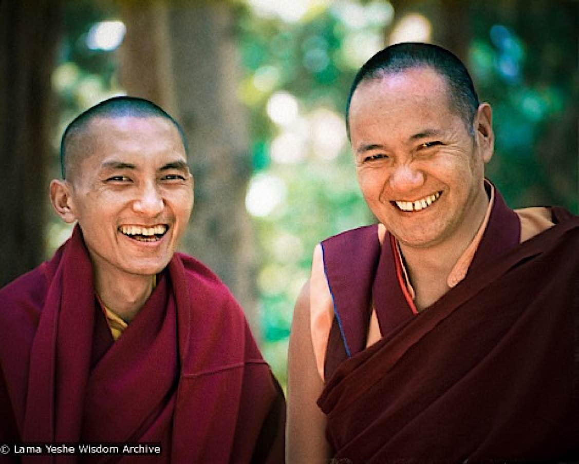 Buddha Weekly Lama Yeshe and Lama Zopa Buddhism