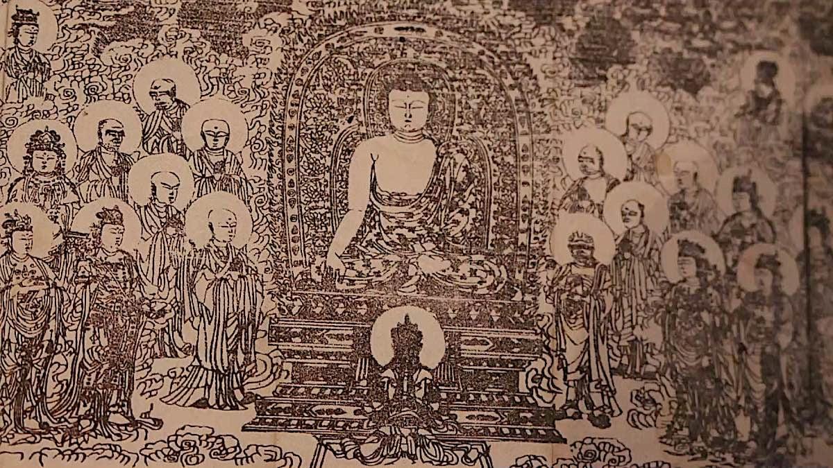 Buddha Weekly Lankesvara Sutra feature Buddhism