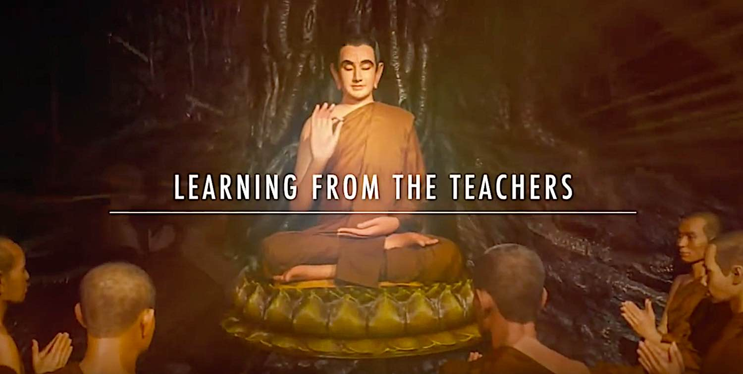 Buddha Weekly Learning from the Teachers Video Series Buddhism