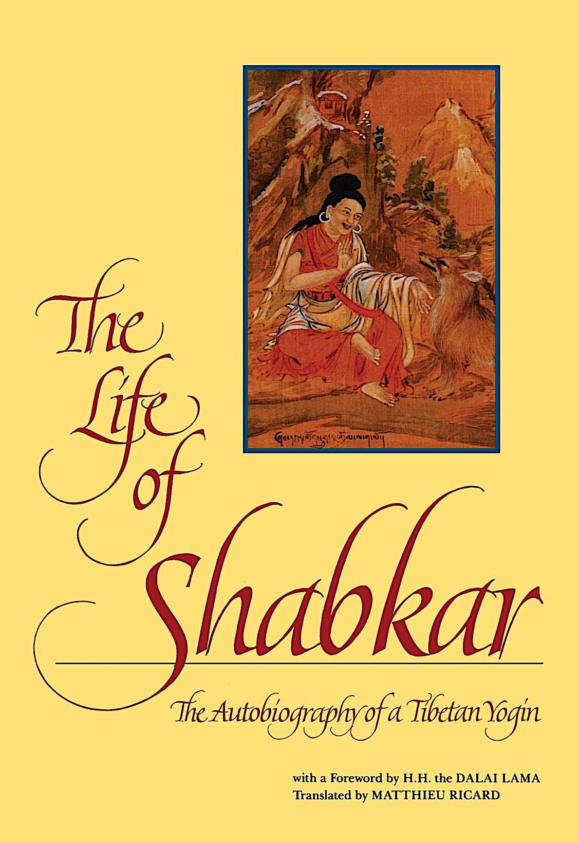 Buddha Weekly Life of Shabkar cover Buddhism