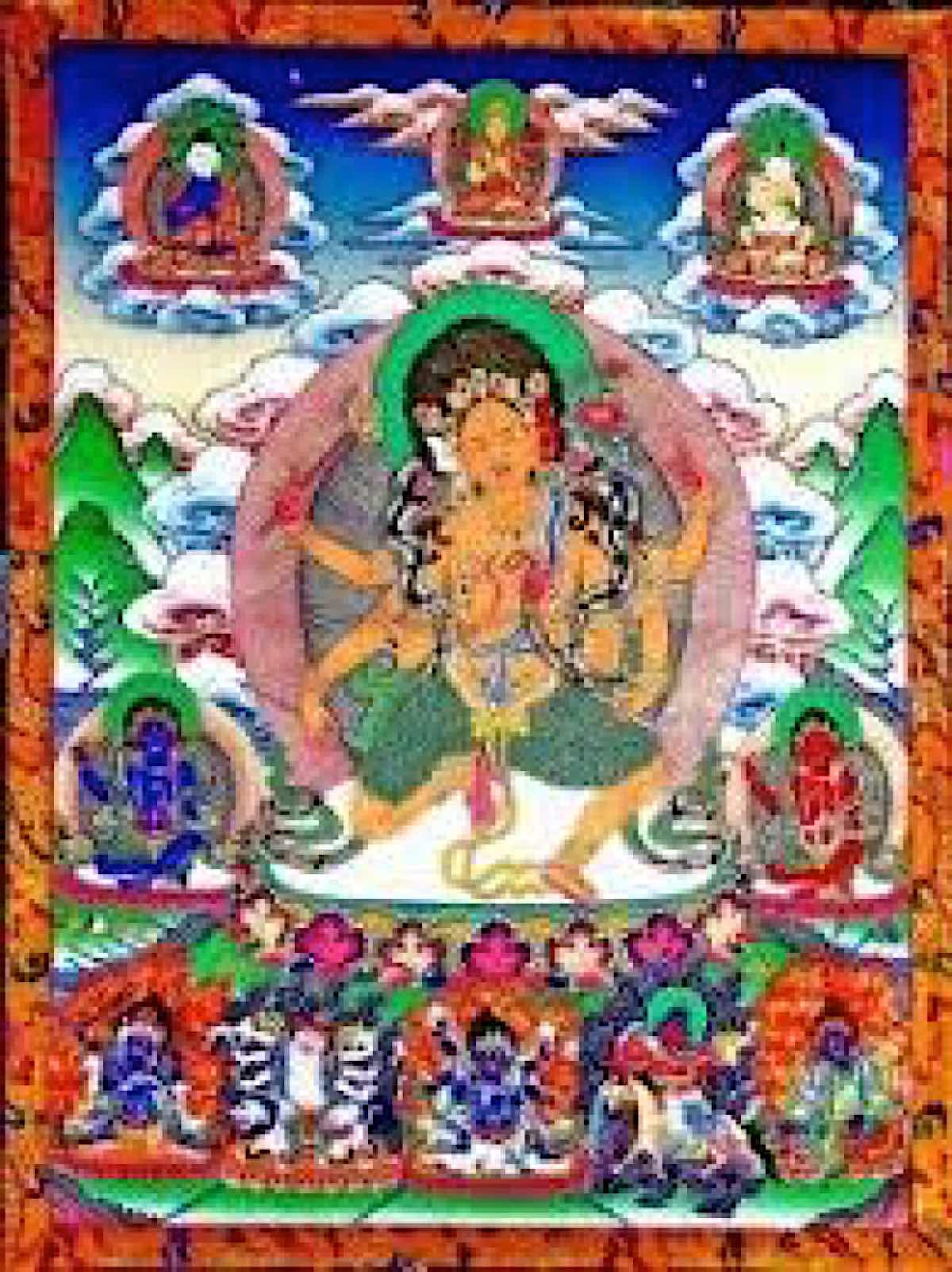Buddha Weekly Loma Gyonma Buddhism