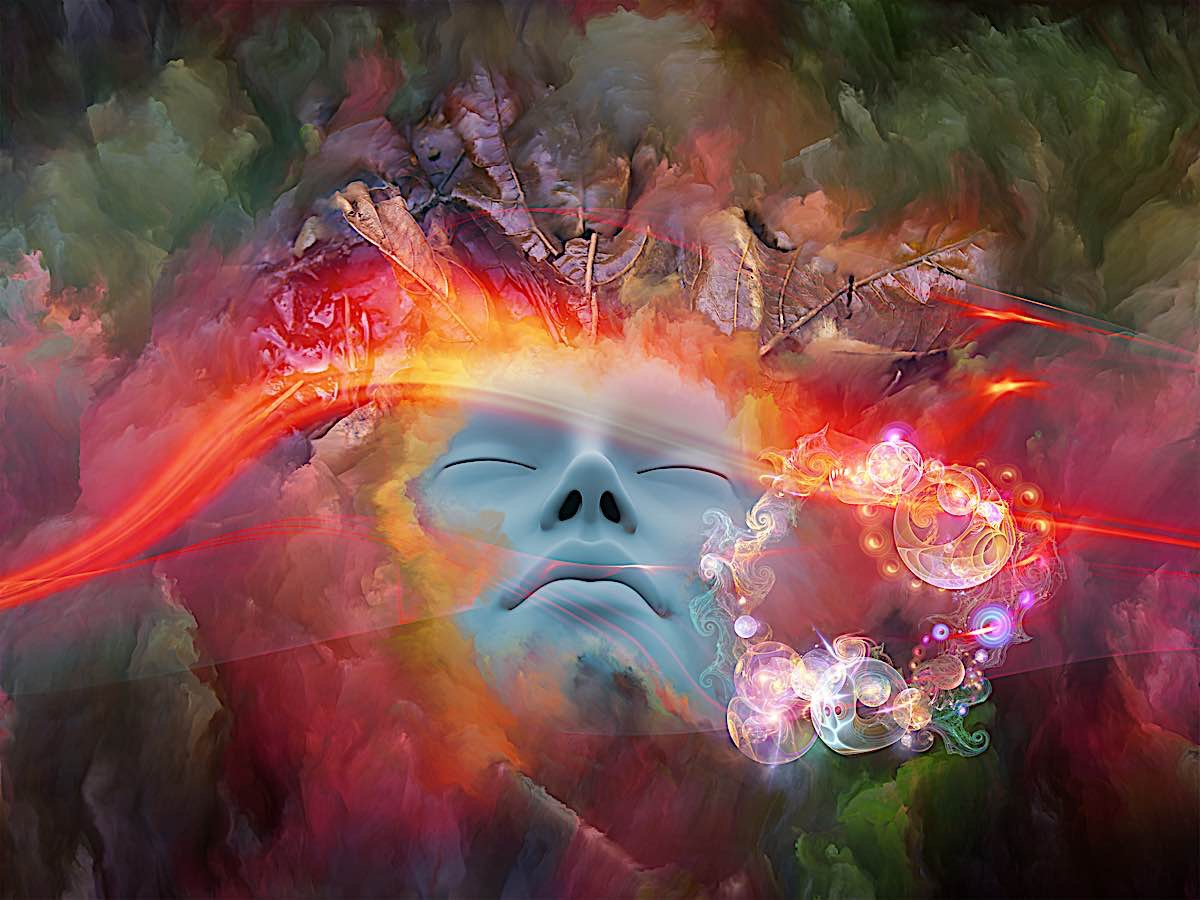 Buddha Weekly Lucid Dreaming opens the mind Buddhism