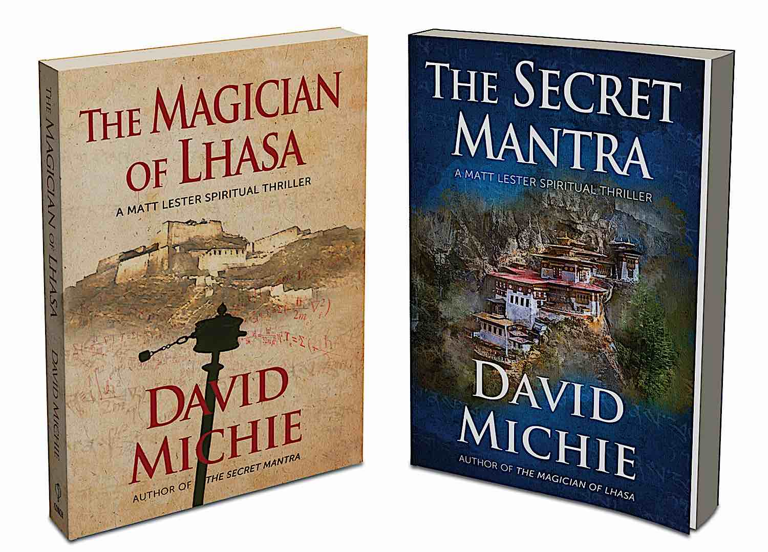 Buddha Weekly Magician of Lhasa and Secret Mantra books together Buddhism