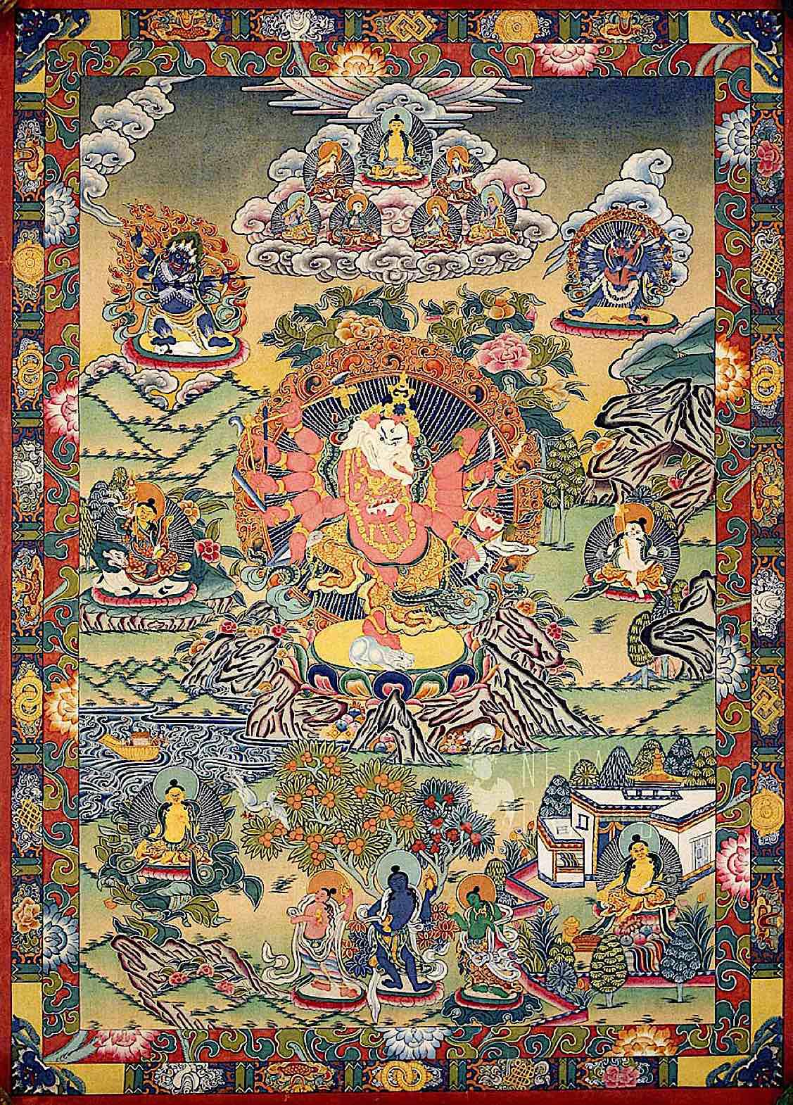 Buddha Weekly Maharakti Ganesh Buddhism