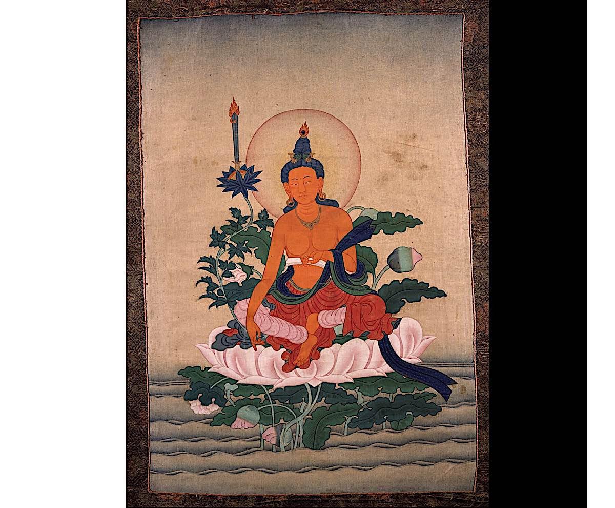 Buddha Weekly Manjushri Gosha Buddhism