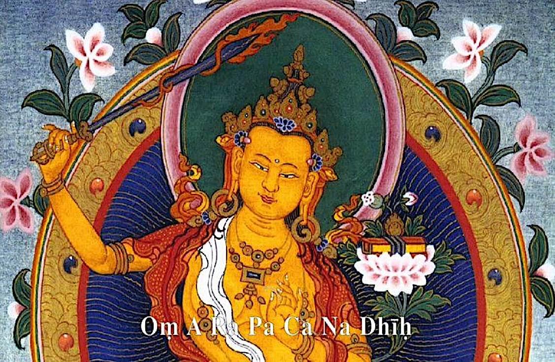 Buddha Weekly Manjushri and mantra Buddhism