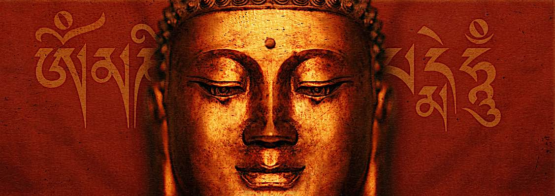 Buddha Weekly Mantra Om Mani Padme Hum Buddhism