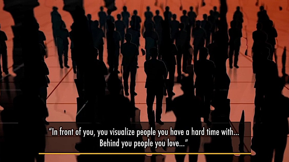 Buddha Weekly Medicine Buddha in front of you are all the people you have a hard time with Buddhism