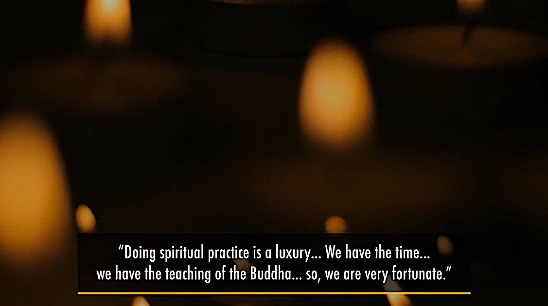 Buddha Weekly Medicine Buddha spiritual practice is a luxury we are very fortunate Buddhism