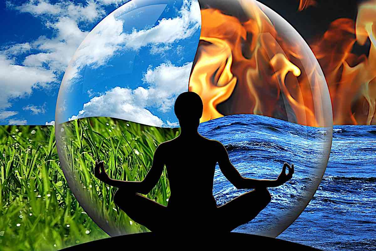 Buddha Weekly Meditation bubble to calm Buddhism