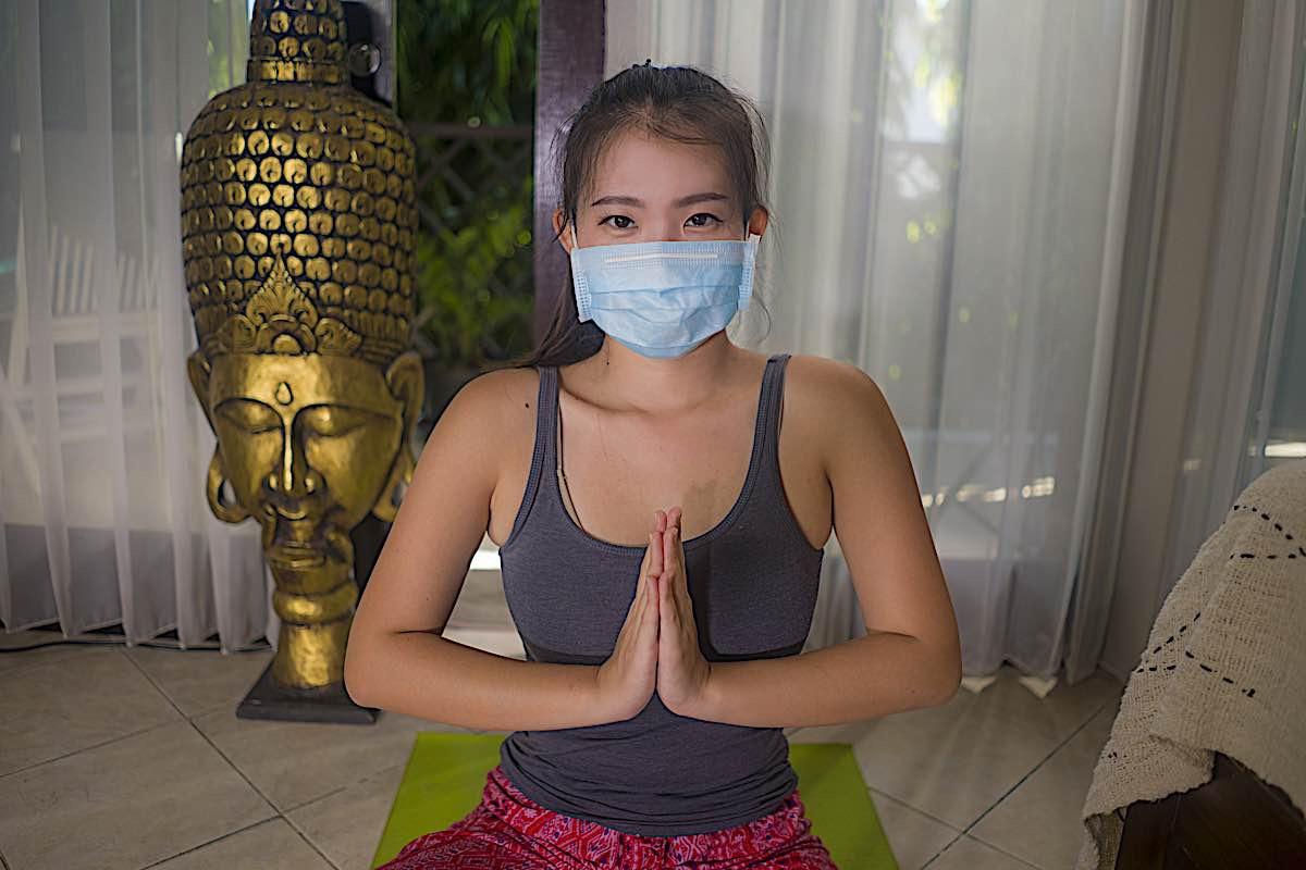 Buddha Weekly Meditation during lockdown covid 19 Buddhism