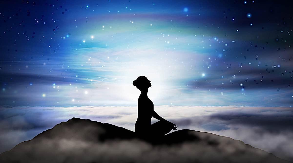 Buddha Weekly Meditation sillouette Buddhism