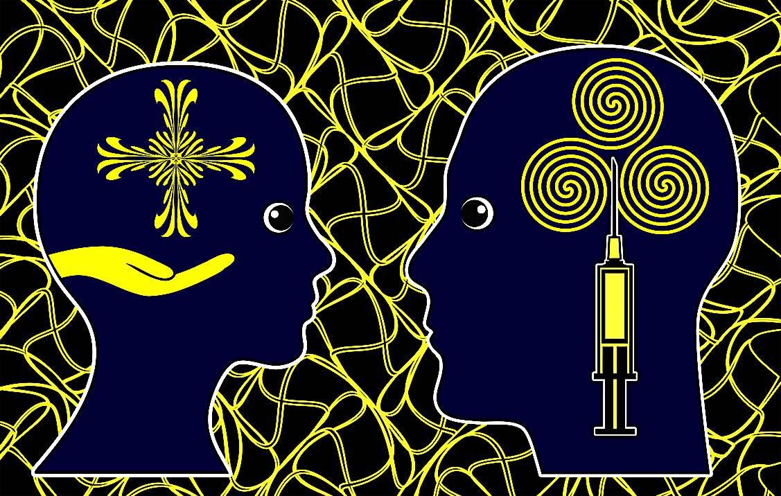Buddha Weekly Meditation versus medication Buddhism