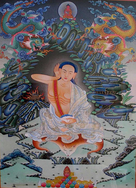 Buddha Weekly Milarepa 2 Buddhism