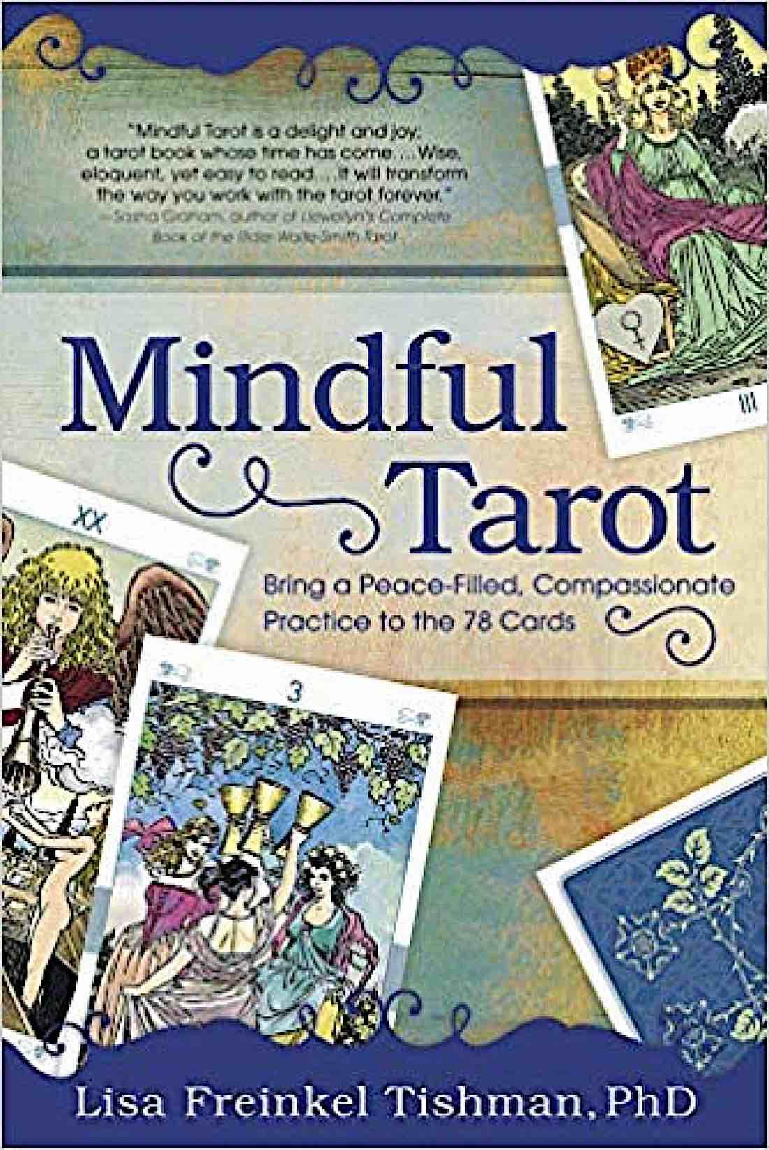 Buddha Weekly Mindful Tarot book Buddhism