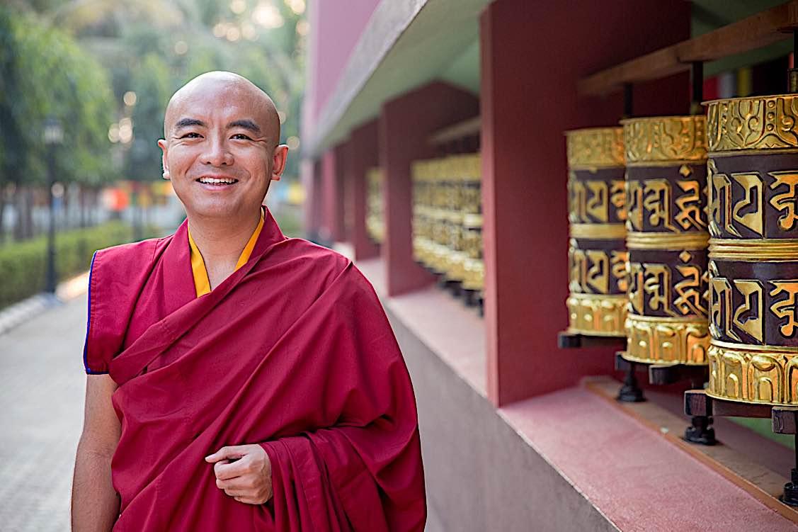 Buddha Weekly Mingyur Rinpoche Buddhism
