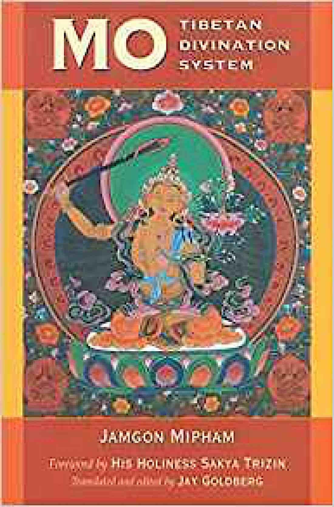 Buddha Weekly Mo TIbetan Divination System Buddhism