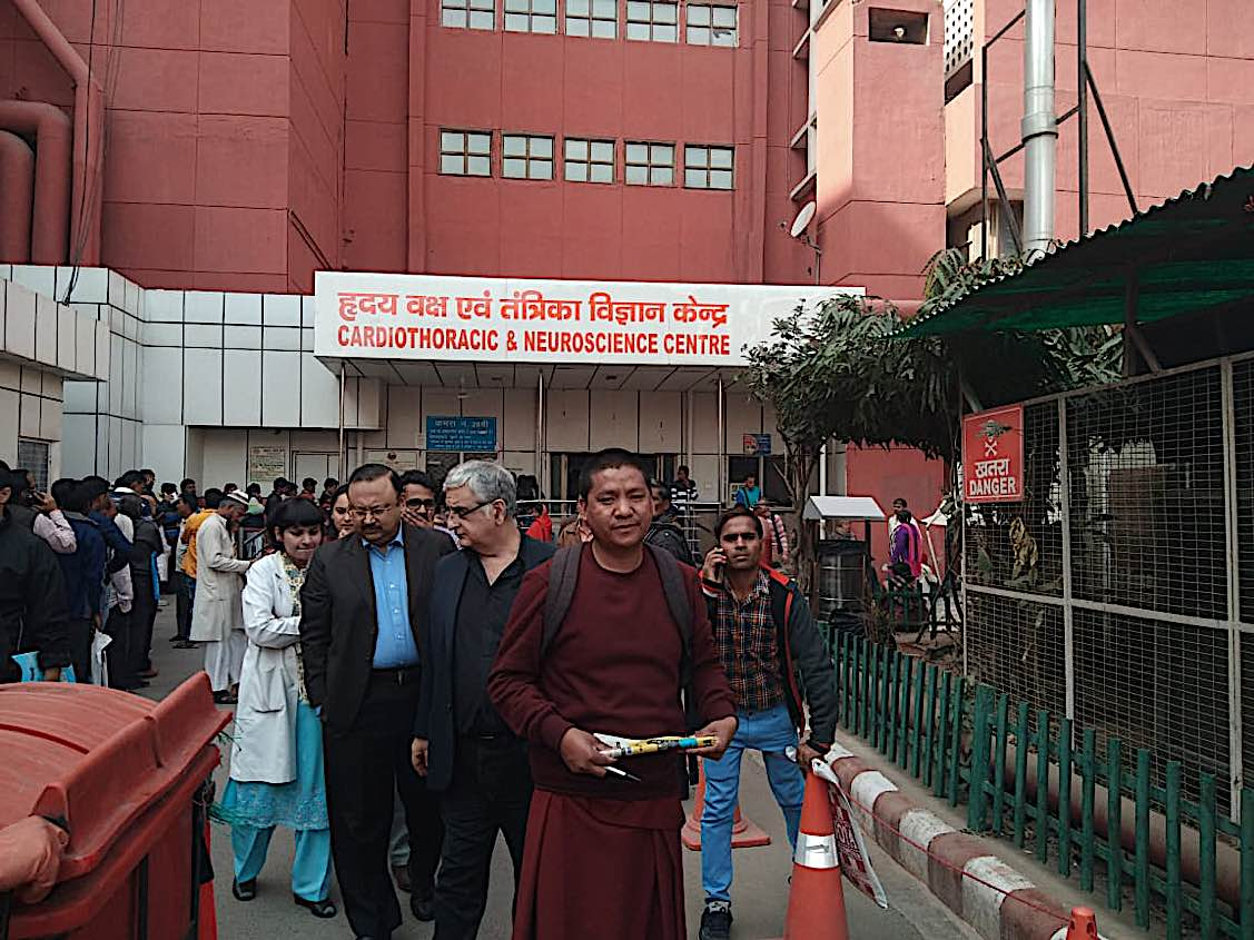 Buddha Weekly Neurosurgery hospital in India Buddhism