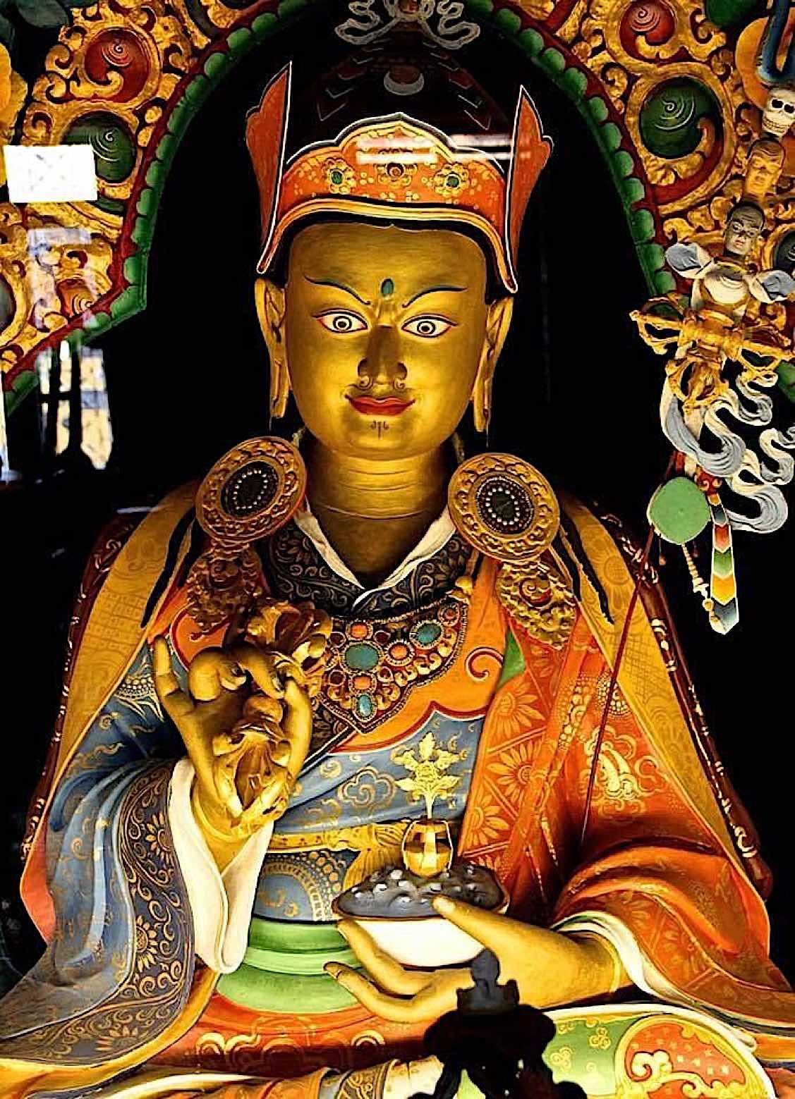 Buddha Weekly Padmasambhava Guru Rinpoche Buddhism 1