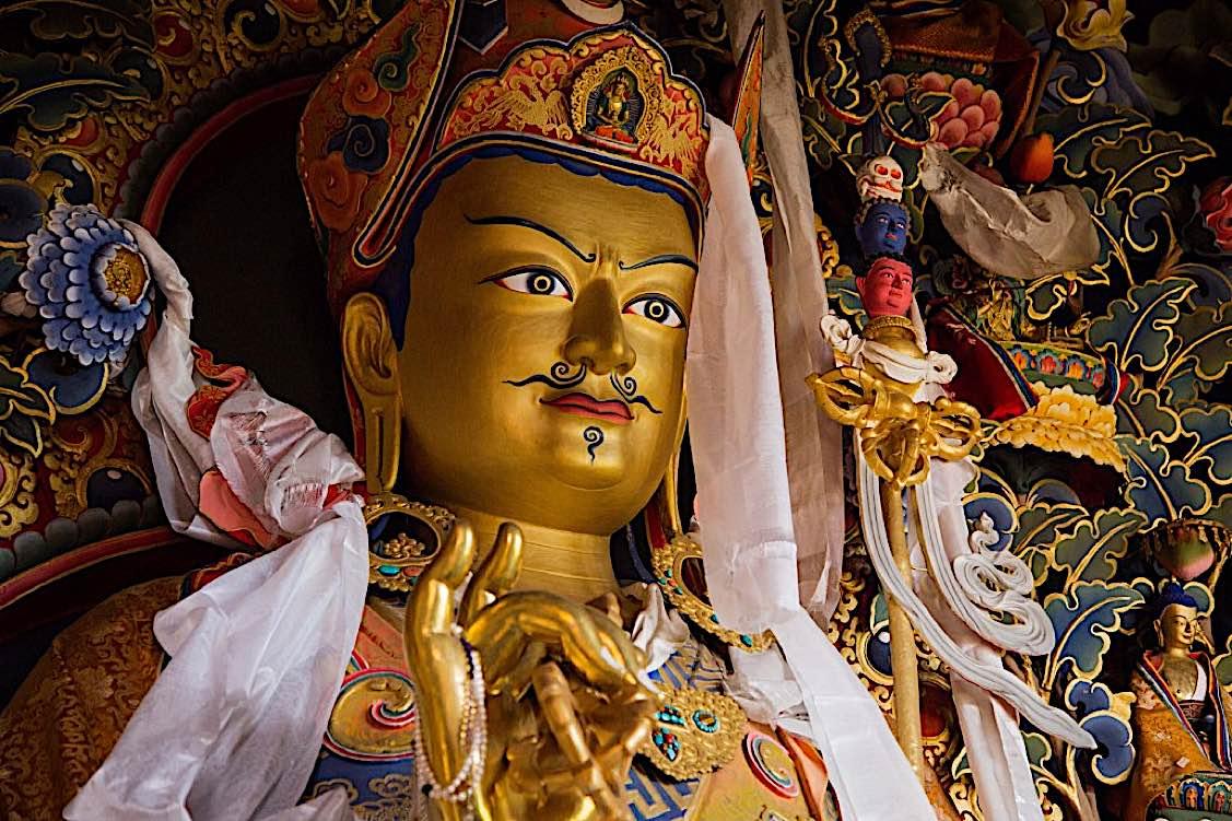 Buddha Weekly Padmasambhava Guru Rinpoche Buddhism