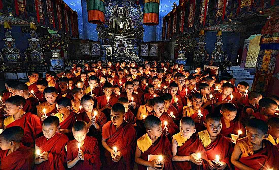 Buddha Weekly Paranirvana Day Buddhism