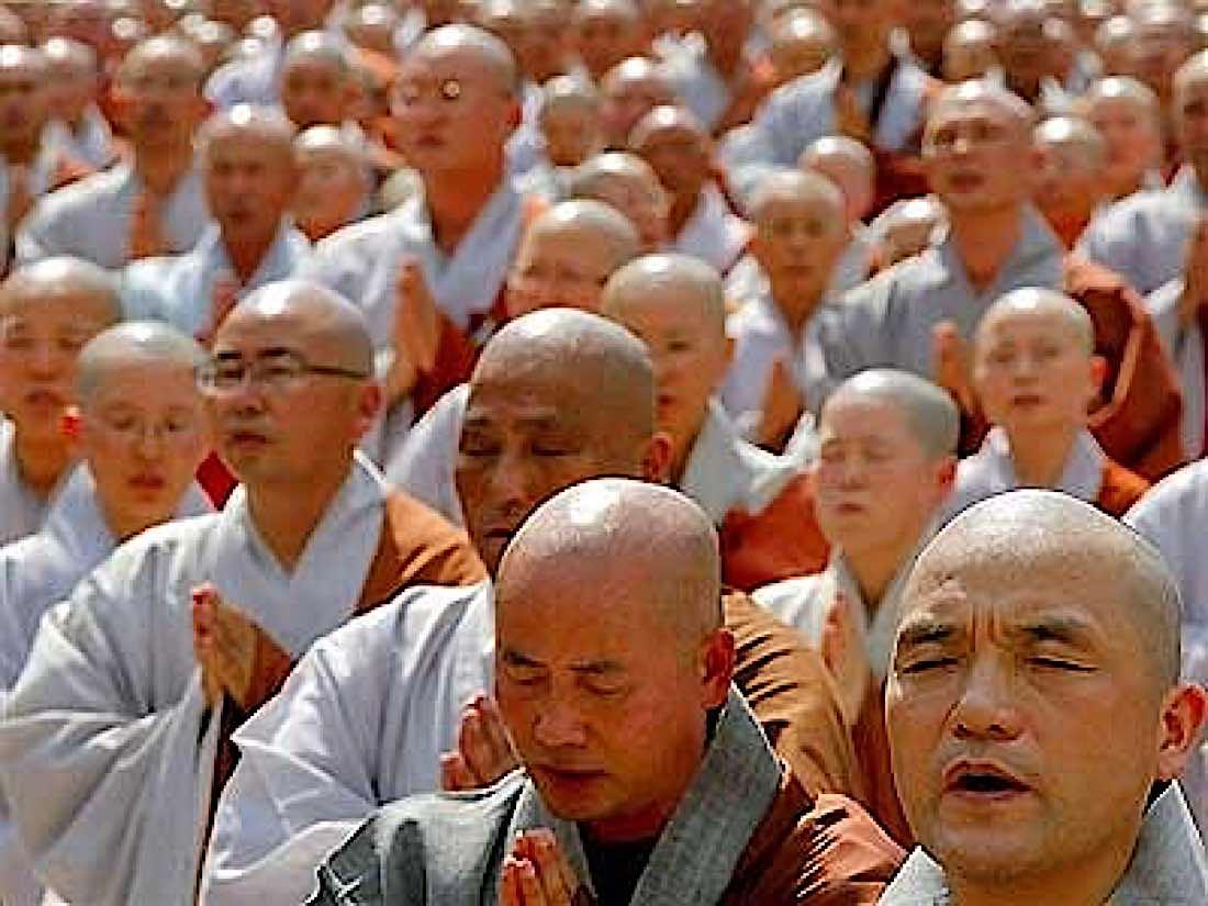 Buddha Weekly Paranirvana day in Japan Buddhism