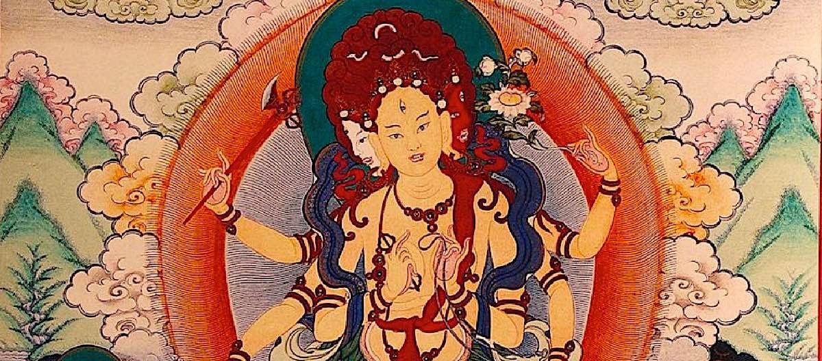 Buddha Weekly Parnashavari Tara feature image Buddhism