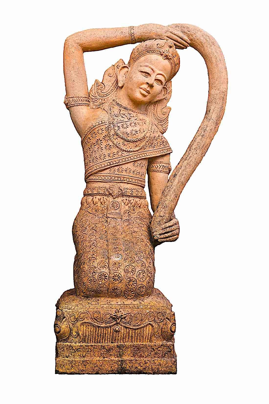 Buddha Weekly Phra Mae Thorani Buddhism