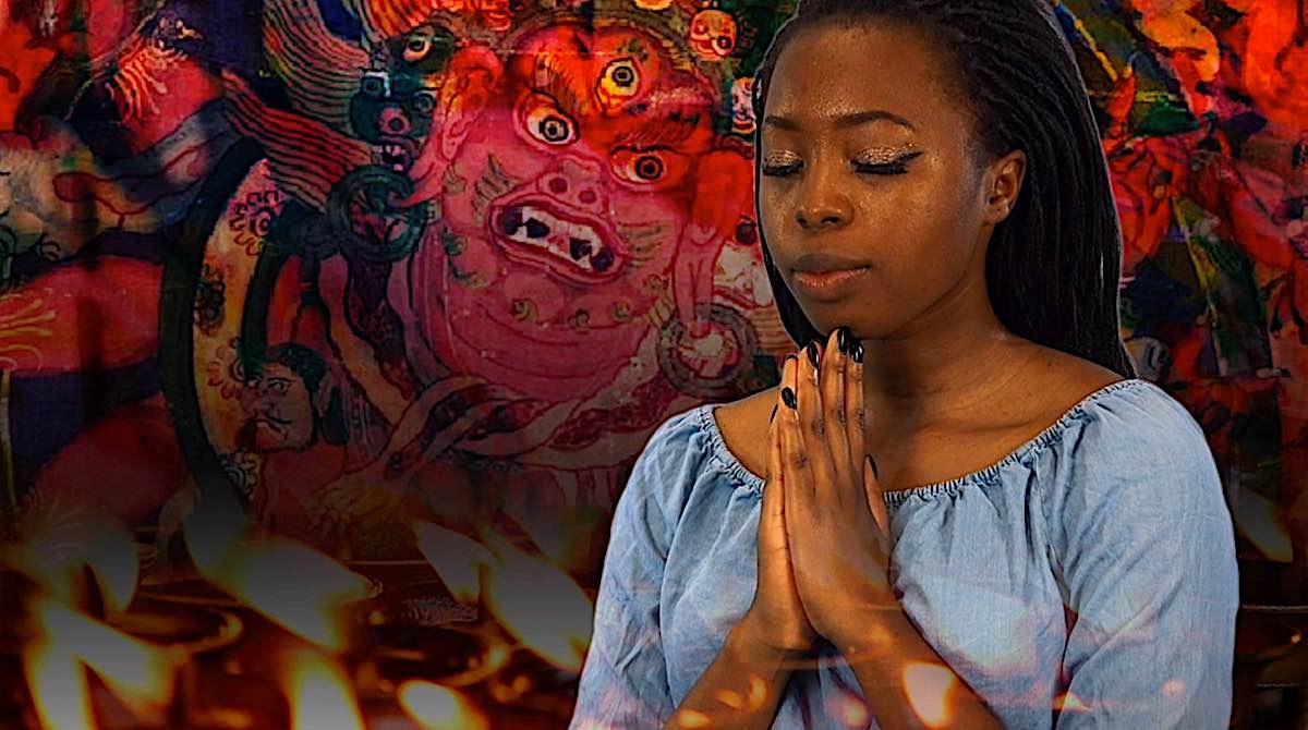 Buddha Weekly Praying to Hayagriva Buddha is a remedy for difficult modern times Buddhism
