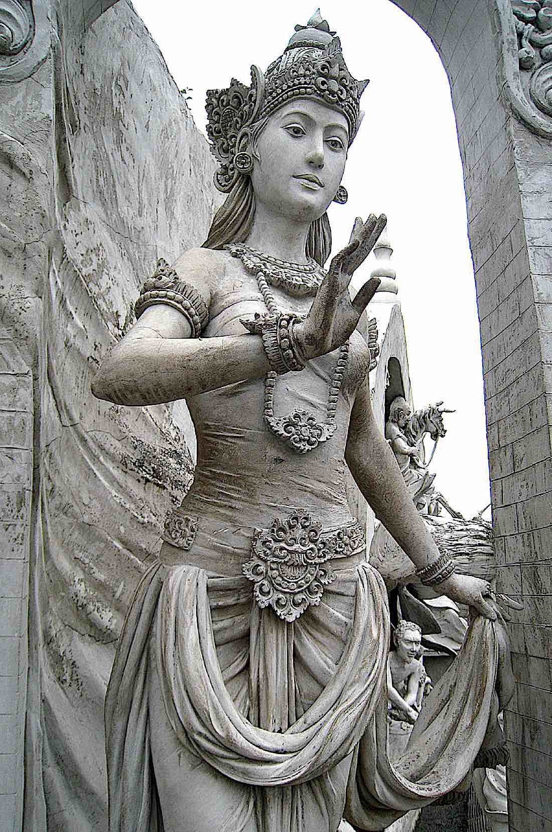 Buddha Weekly Prithvi Indonesian National Monument Buddhism
