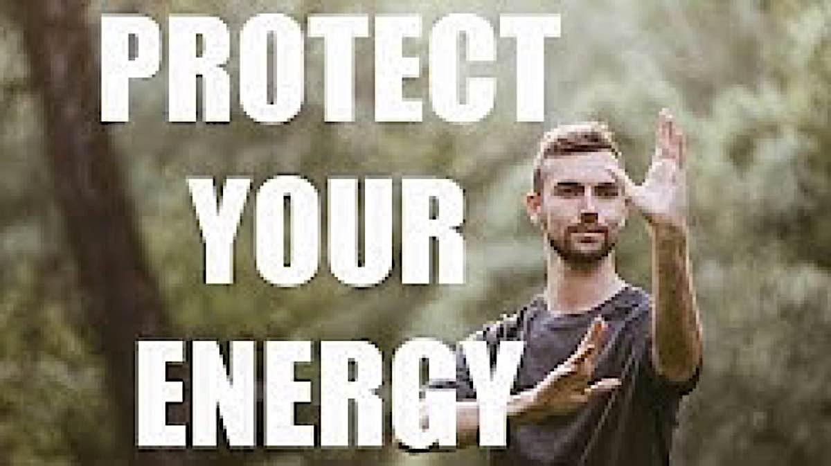 Buddha Weekly Protect your Energy Nick Loffree Buddhism