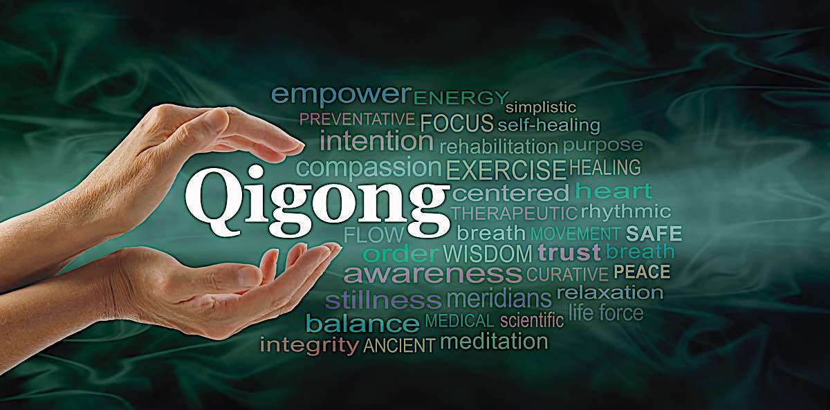 Buddha Weekly Qigong visualization Buddhism