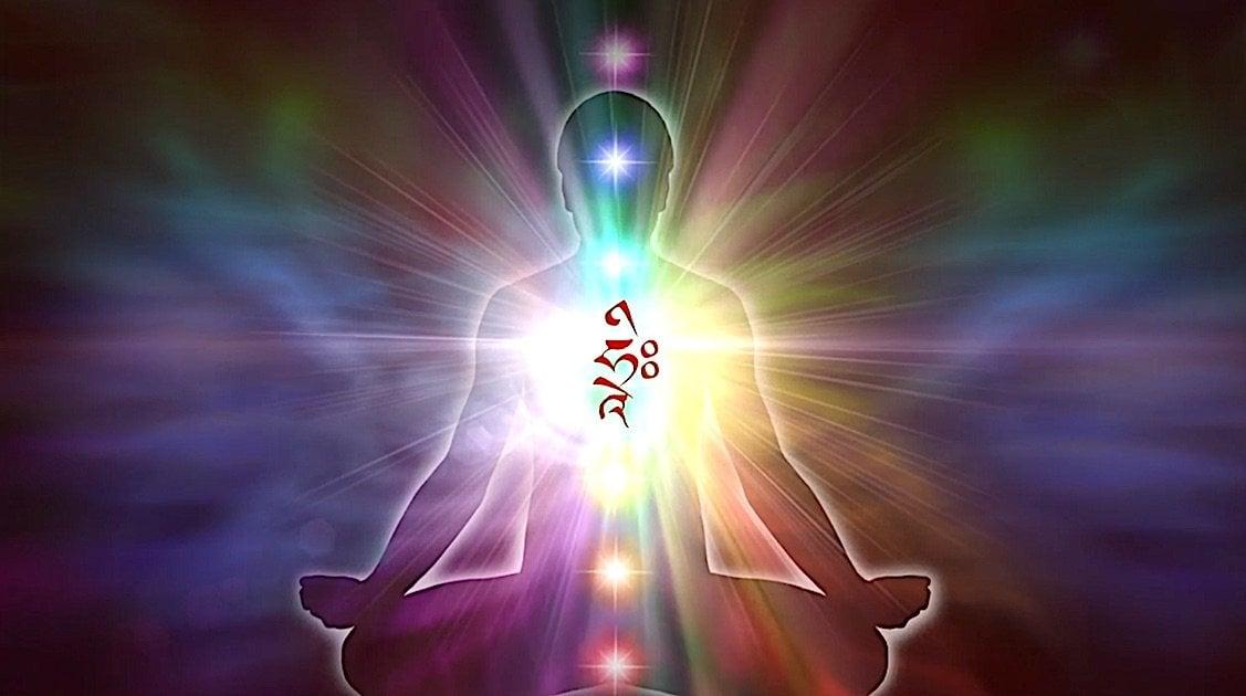 Buddha Weekly R Visualize Hri syllable at your heart chakra Buddhism