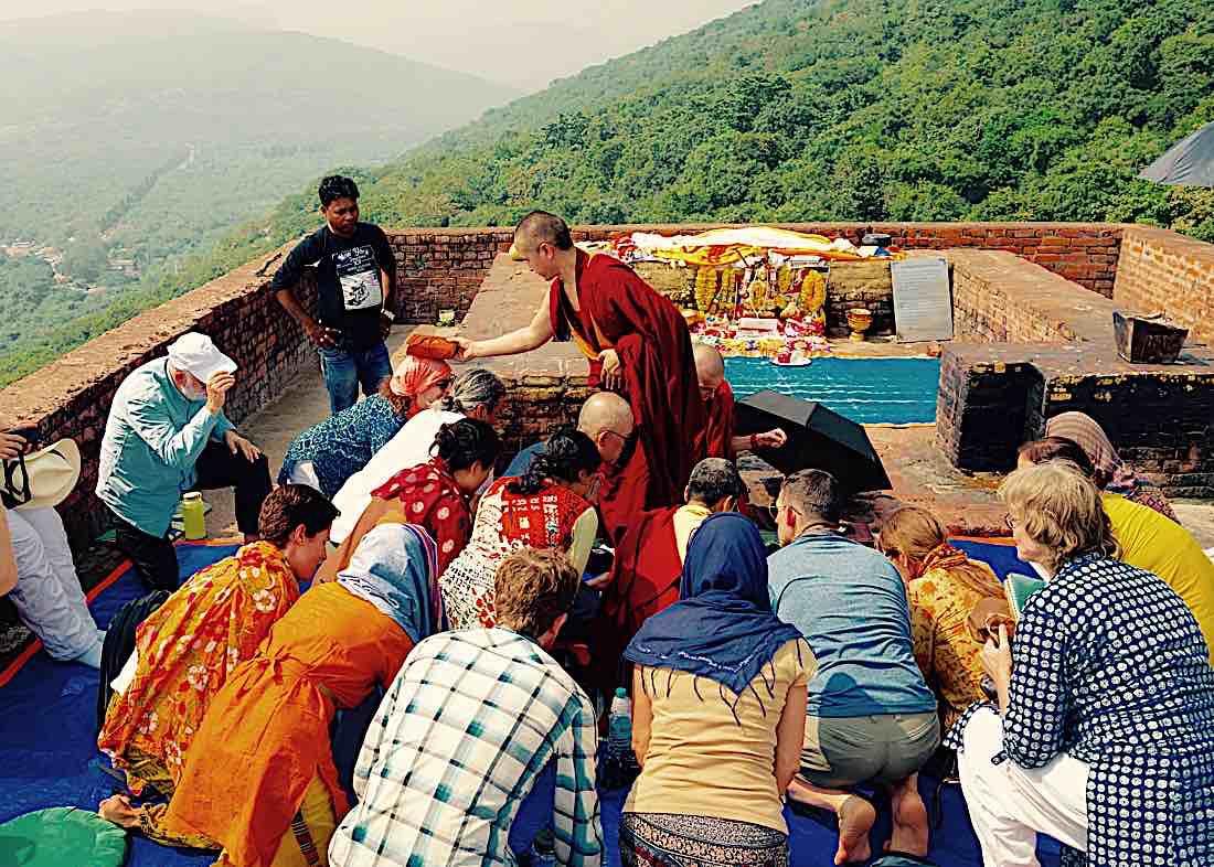 Buddha Weekly Rajgir Buddhism