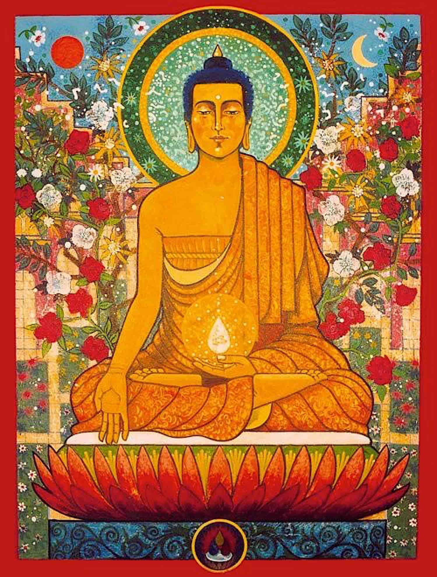 Buddha Weekly Ratnasmbhava buddha Buddhism